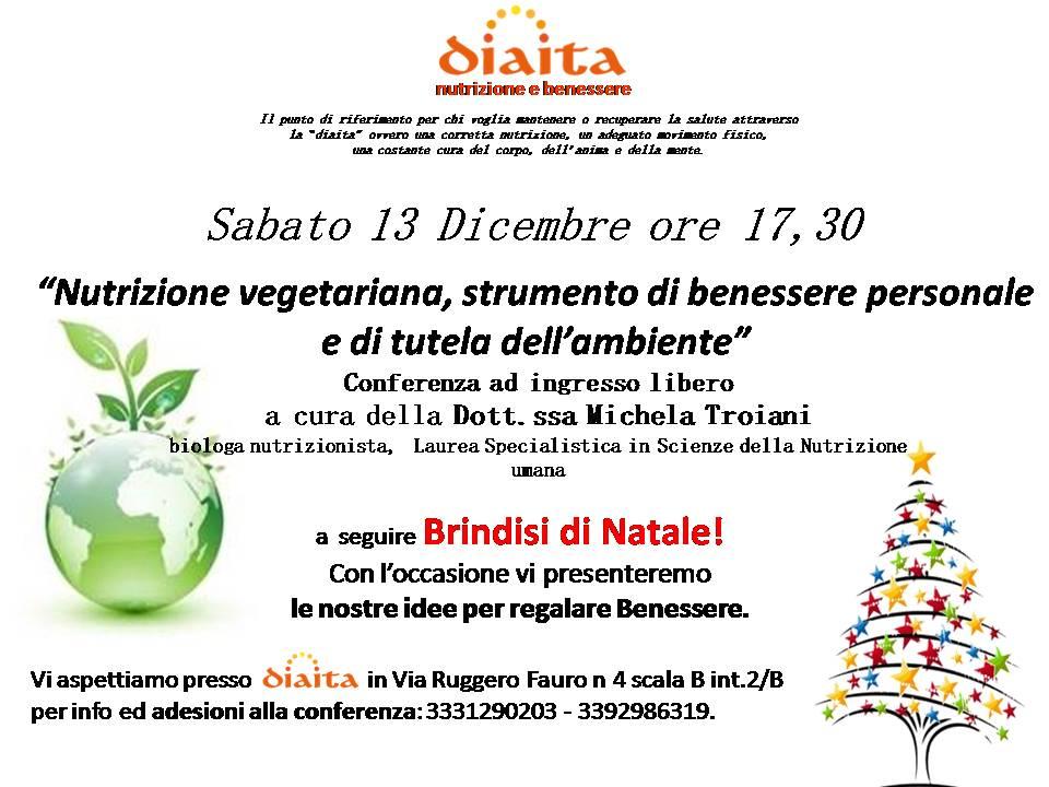 Evento 13 Dicembre 2