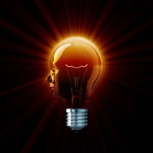 intuizione lampadina